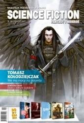 Okładka książki Science Fiction, Fantasy & Horror 59 (9/2010)