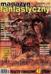Okładka książki Magazyn Fantastyczny 01 (1/2004)