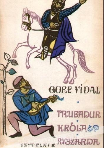 Okładka książki Trubadur króla Ryszarda