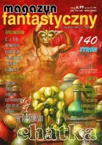 Okładka książki Magazyn Fantastyczny 04 (1/2005)