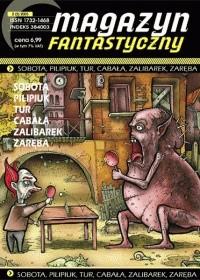 Okładka książki Magazyn Fantastyczny 05 (2/2005)