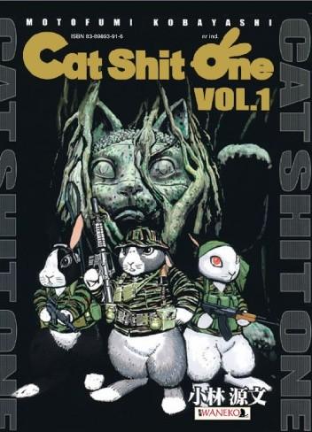 Okładka książki Cat Shit One vol.1