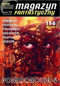 Okładka książki Magazyn Fantastyczny 06 (3/2005)