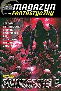 Okładka książki Magazyn Fantastyczny 07 (1/2006)