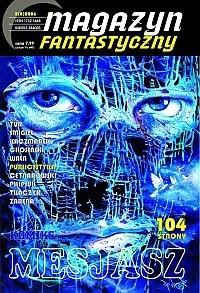 Okładka książki Magazyn Fantastyczny 08 (2/2006)
