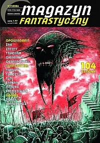 Okładka książki Magazyn Fantastyczny 09 (3/2006)