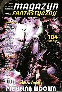 Okładka książki Magazyn Fantastyczny 11 (2/2007)
