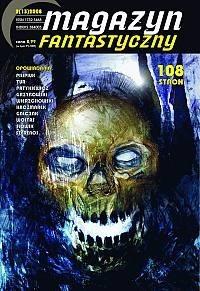 Okładka książki Magazyn Fantastyczny 13 (2/2008)