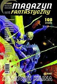 Okładka książki Magazyn Fantastyczny 14 (1/2009)