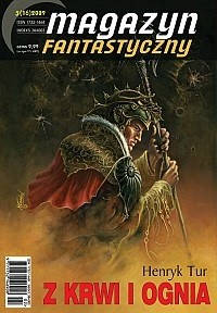 Okładka książki Magazyn Fantastyczny 16 (3/2009)