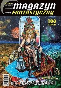 Okładka książki Magazyn Fantastyczny 18 (2/2010)