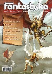 Okładka książki Fantastyka - Wydanie Specjalne 3 (28)/2010