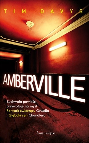 Okładka książki Amberville