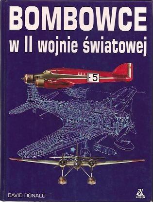 Okładka książki Bombowce w II wojnie światowej