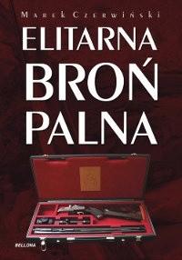 Okładka książki Elitarna Broń Palna