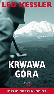 Okładka książki Krwawa góra