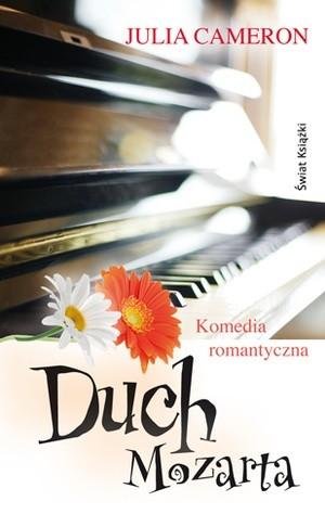 Okładka książki Duch Mozarta