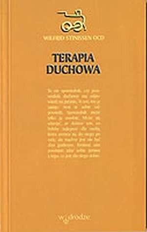 Okładka książki Terapia duchowa