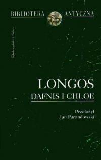Okładka książki Dafnis i Chloe