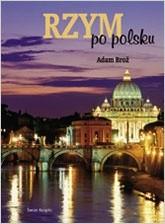 Okładka książki Rzym po polsku
