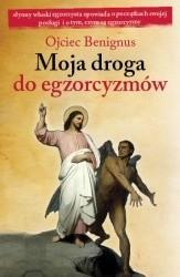 Okładka książki Moja droga do egzorcyzmów