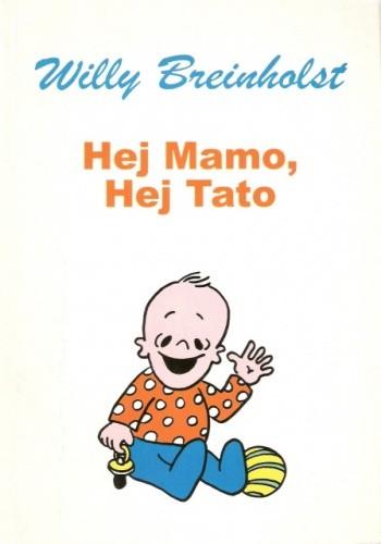 Okładka książki Hej mamo, hej tato