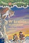 Okładka książki W krainie mamutów