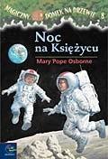 Okładka książki Noc na Księżycu