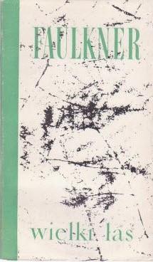 Okładka książki Wielki las