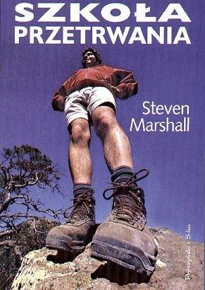 Okładka książki Szkoła przetrwania
