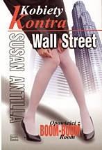Okładka książki Kobiety kontra Wall Street