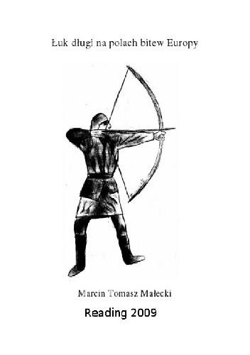 Okładka książki Łuk długi na polach bitew Europy