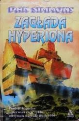 Okładka książki Zagłada Hyperiona