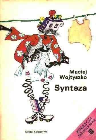 Okładka książki Synteza