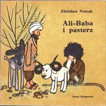 Okładka książki Ali-Baba i pasterz