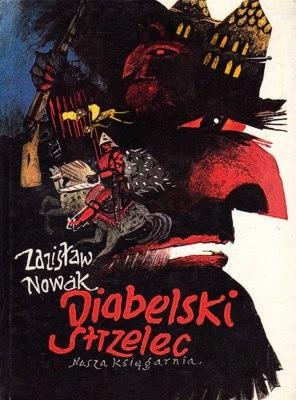 Okładka książki Diabelski strzelec : polskie baśnie i legendy