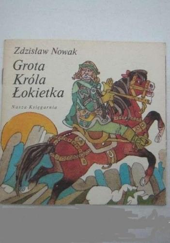 Okładka książki Grota króla Łokietka