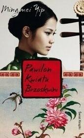 Okładka książki Pawilon Kwiatu Brzoskwini