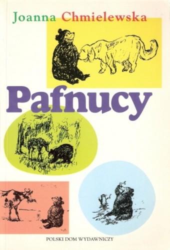 Okładka książki Pafnucy