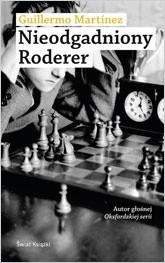 Okładka książki Nieodgadniony Roderer
