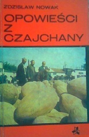 Okładka książki Opowieści z Czajchany