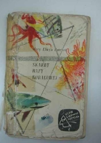 Okładka książki Skarby Rafy Koralowej