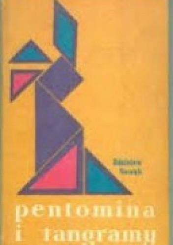 Okładka książki Pentomina i tangramy : zbiór łamigłówek