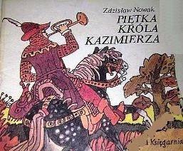 Okładka książki Piętka króla Kazimierza