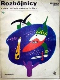 Okładka książki Rozbójnicy : figle i zadania mądrego Hodży