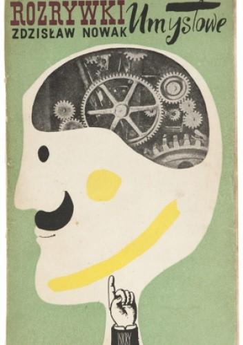 Okładka książki Rozrywki umysłowe