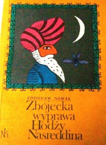 Okładka książki Zbójecka wyprawa Hodży Nasreddina