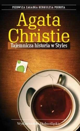 Okładka książki Tajemnicza historia w Styles