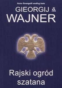 Okładka książki Rajski ogród szatana