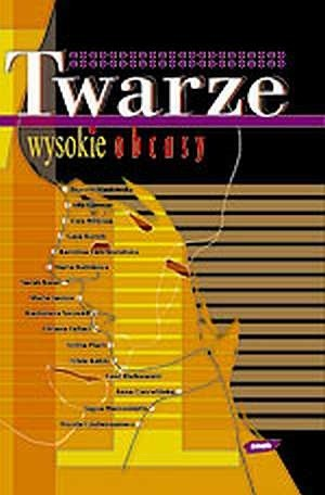 Okładka książki Twarze. Wysokie obcasy